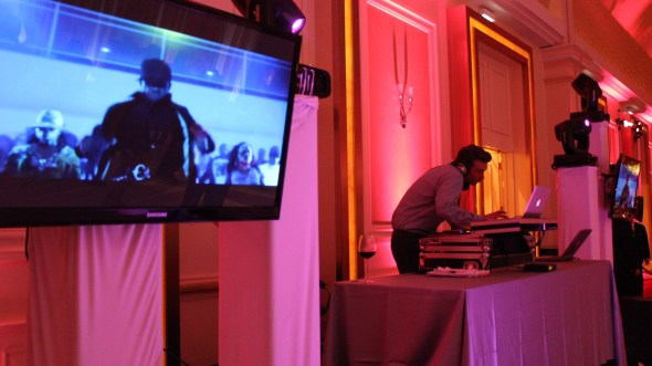 MDM DJ at JW Marriott Chicago Wedding