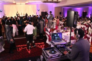 The Beat Guru Rocks a Wedding