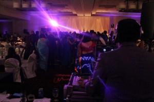 Aumir Packing the Dance Floor