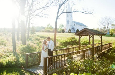 Oak Hill Country Wedding Rustic Chic Wedding Venue land