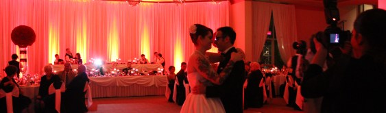 Cara and Mike's Belvedere Banquets Wedding