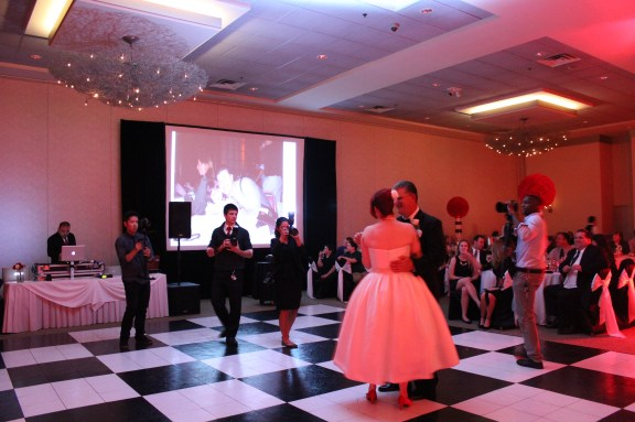 Father Daughter Dance at Belvedere Banquets Wedding