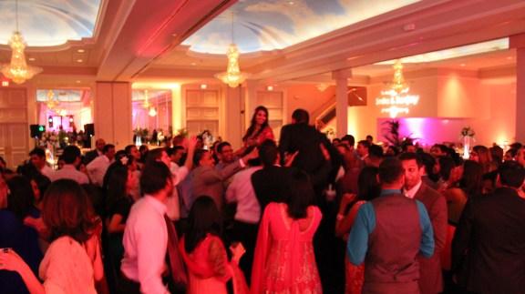 Chicago Wedding Dj Fun at the Ashyana Banquets Wedding