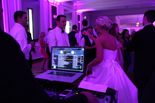 Wedding DJ at Chicago History Museum Wedding