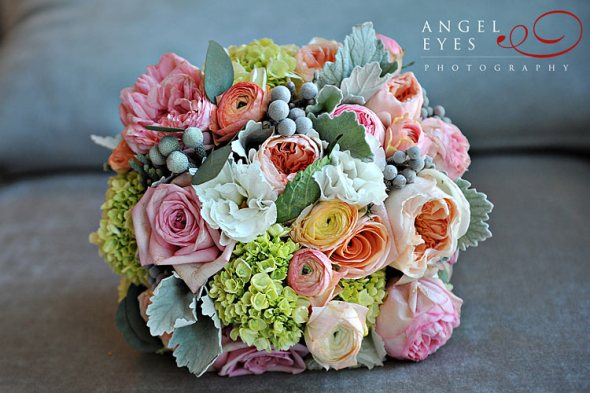 Newberry Library Wedding Flowers