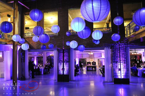 Architectural Artifacts wedding lighting and lanterns
