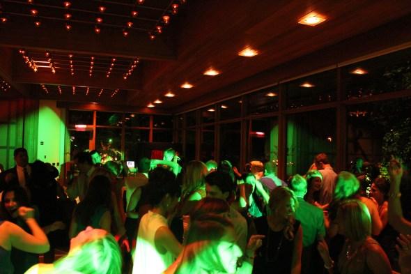 Chicago Wedding lighting at the Oak Brook Hyatt Lodge