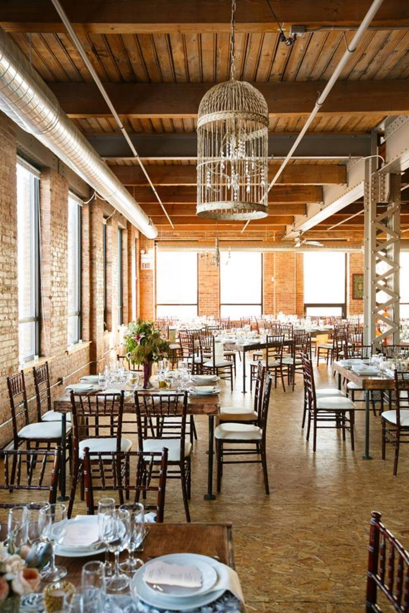 City View Loft Wedding Chicago