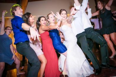 DJ for a Metropolis Ballroom Wedding