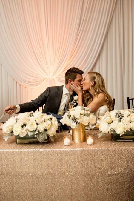 Wedding Backdrop at Galleria Marchetti