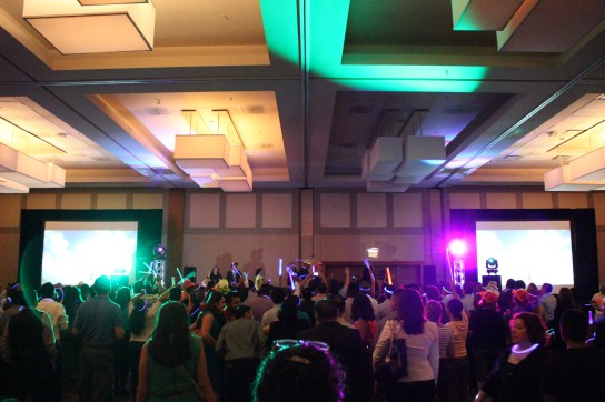 Chicago Corporate Event DJ, Lighting and AV