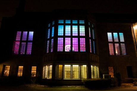 Charity Gala Lighting
