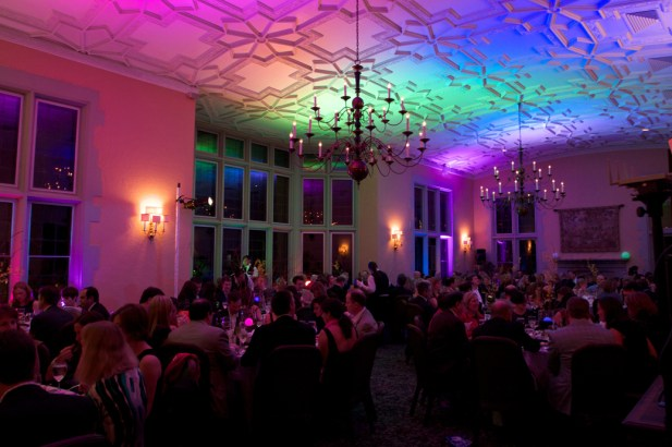 Charity Event Lighting