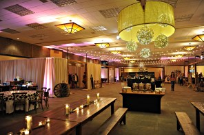 Western Themed Corporate Event Decor 10