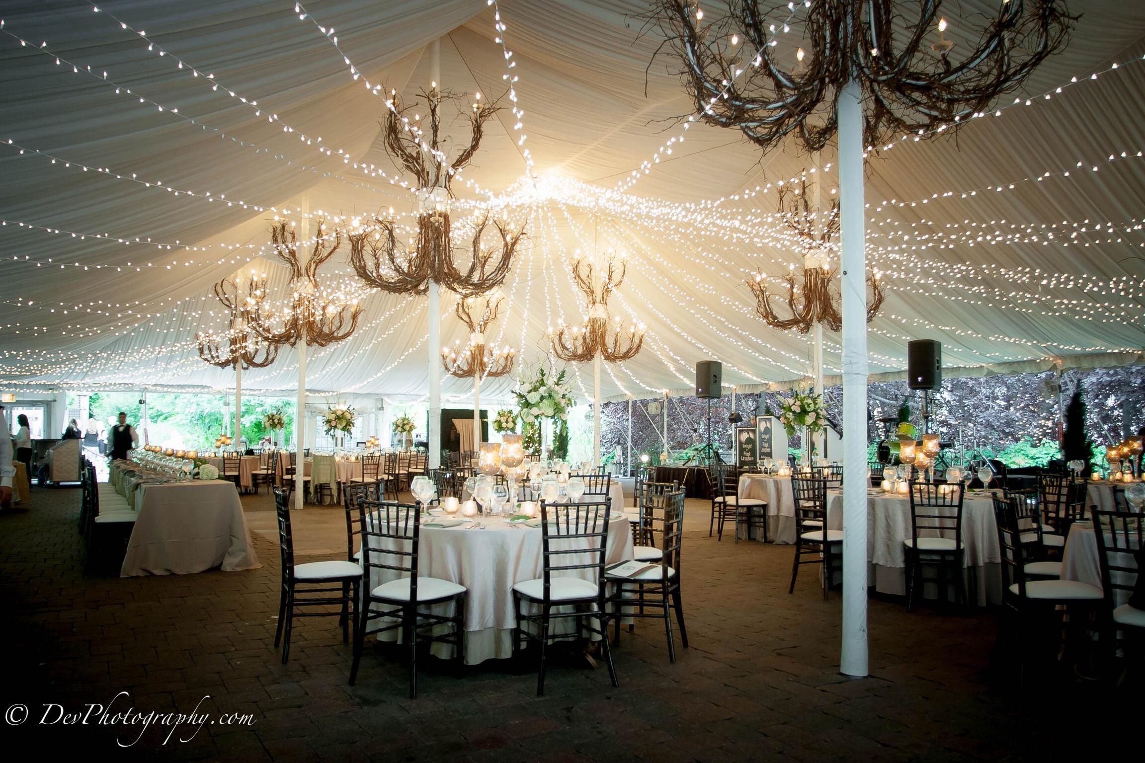 chicago wedding lighting services