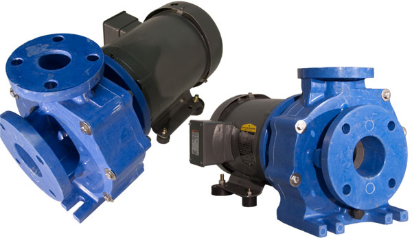 Genesys Pumps right side and above angle view