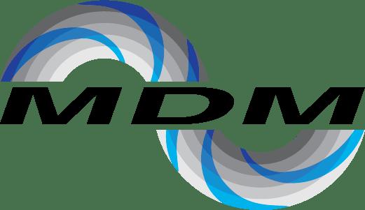 MDM Inc. logo