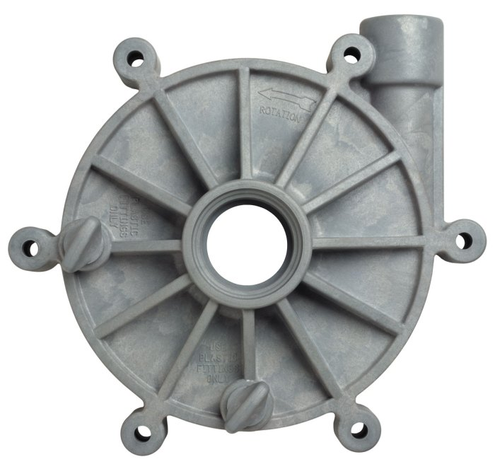 Advance 3000 Pump Volute