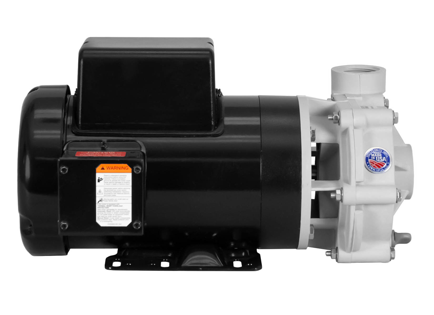 Sequence Power 1000 with black Leeson Motor left side view
