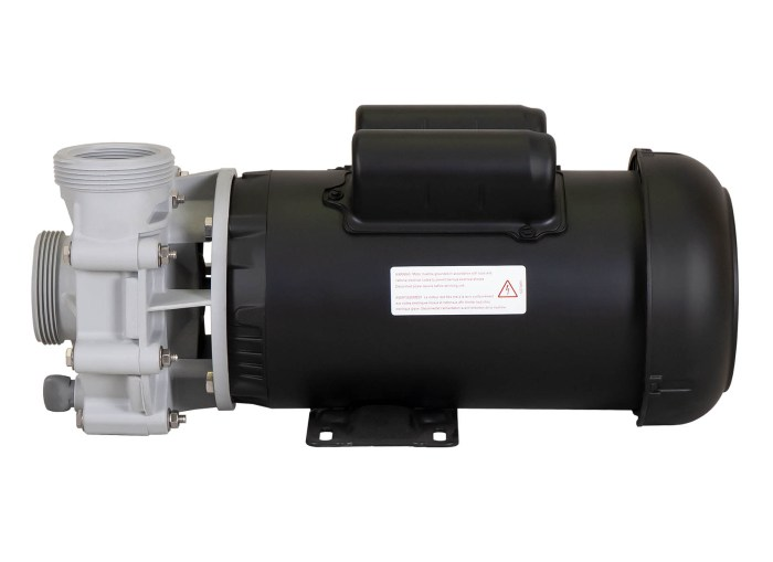 Sequence Power 4000 with black WEG Motor right side view
