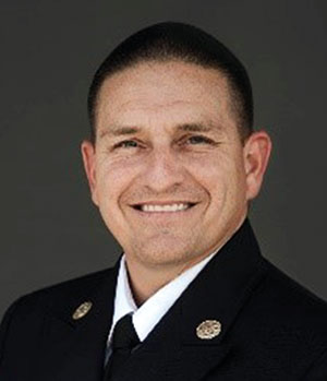 Jacob McAfee, EFO, CFO, CTO, MIFireE is the Deputy Fire Chief for the North Central Fire Protection District and past Fresno City College Fire Academy Director. Jacob is a former DoD Fire Chief and has 20 years of fire service experience.