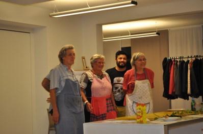 L'équipe de cuisine