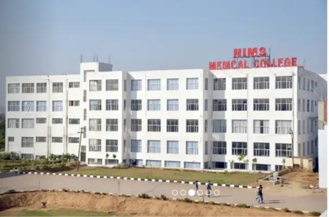 NIMS Medical College PG admission