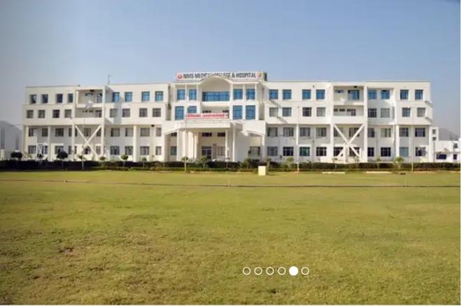 NIMS Medical College cutoff