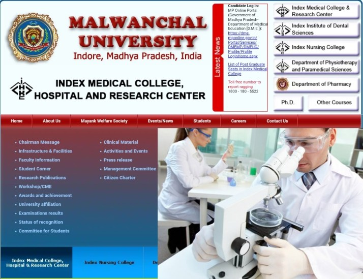 Index Medical College