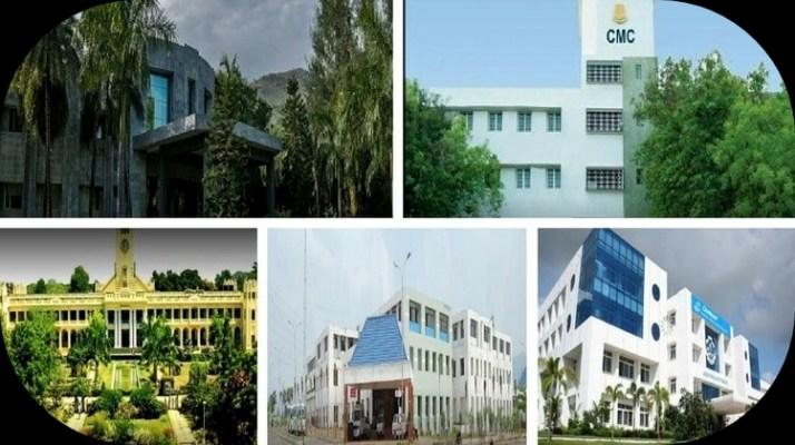 Tamilnadu Medical Colleges