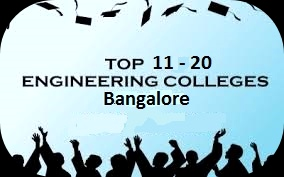Top 20 Engineering College Bangalore