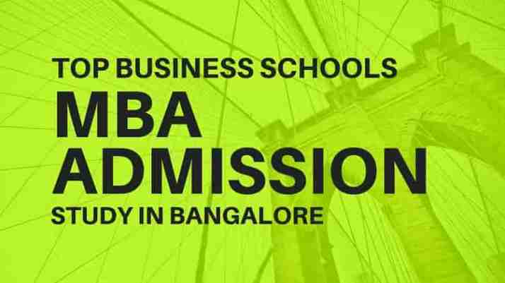 Top 10 MBA Colleges Bangalore