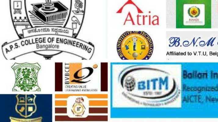 Rankwise List of ComedK Engineering Colleges