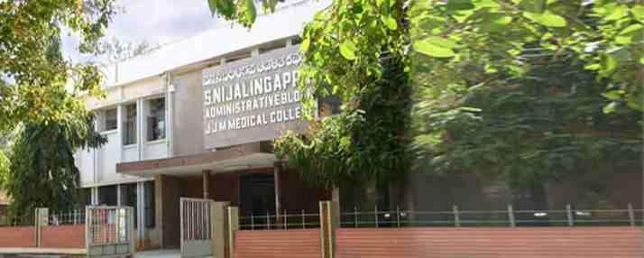 JJM Medical College Davangere PG Admission