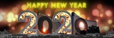 Wynn New Years Eve 2020 screens package