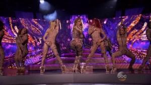 2015 American Music Awards – Jennifer Lopez – Show Open Medley