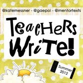 TeachersWrite badge