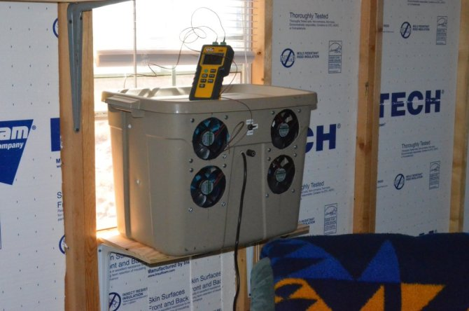 how i built a homemade swamp cooler for my remote offgrid