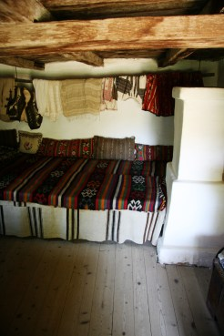 Brancusi House, Hobita