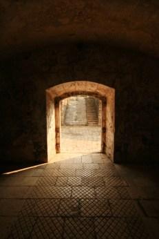 Mamula, fortul părăsit
