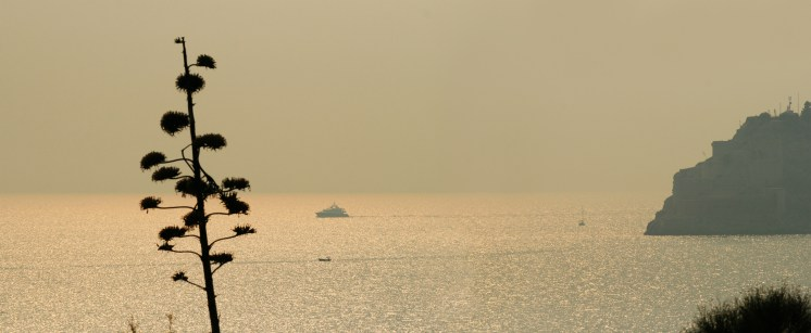 Vedere de pe Mamula Island