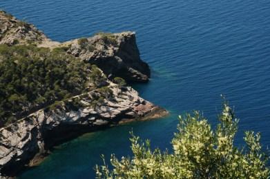 Belvedere, coasta de vest