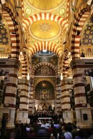 Notre-Dame de la Garde, interior