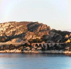 Coasta franceză, aproape de Marsilia