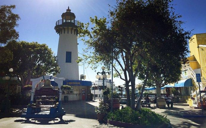 Marina del Rey Fishermans Villege