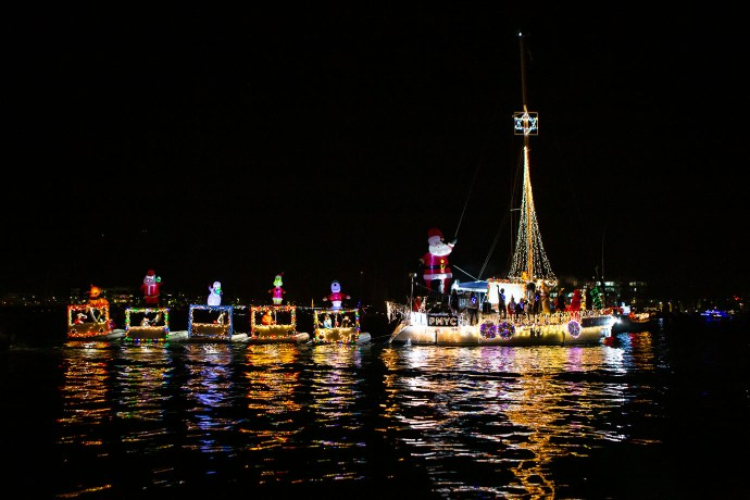 #11 Pau Hana (Pacific Mariners Yacht Club)