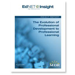 Evolution Professional Development Report