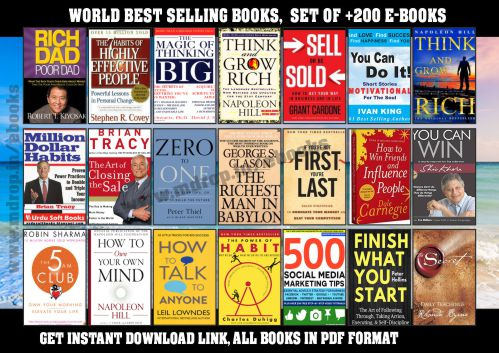 Best Selling Books all time