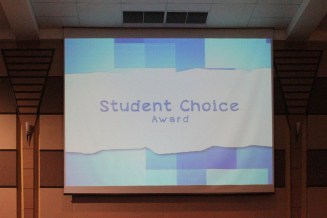NPYDA Student Choice Award