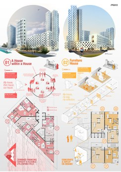 PR1MA PAM Idea Competition for Affordable Housing at Brickfields Kuala Lumpur 2